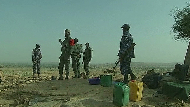 Mali conflict takes toll on civilians