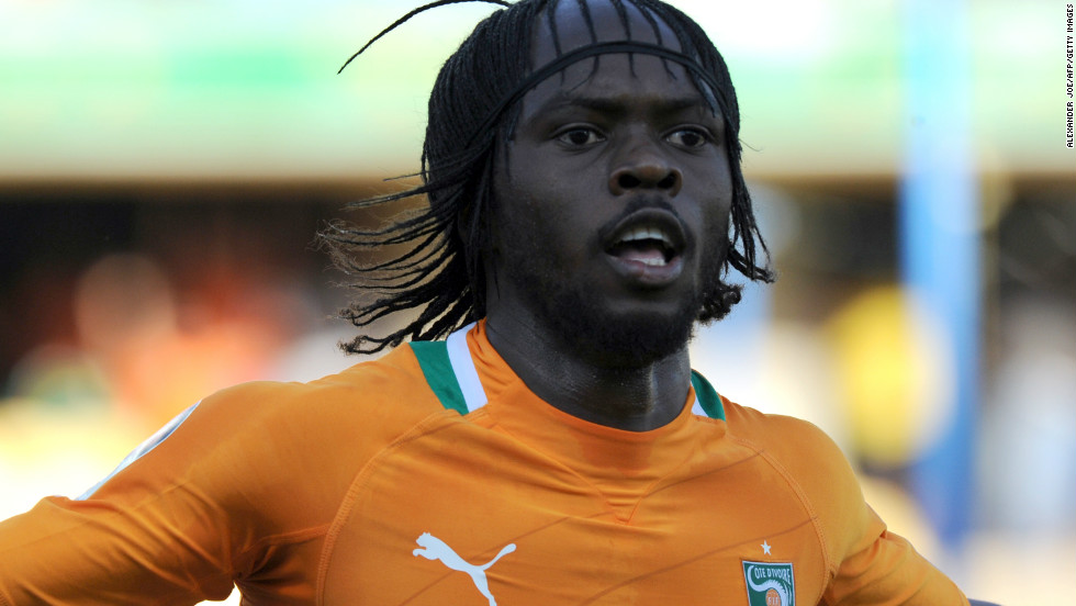 Striker Gervinho, who plays for English club Arsenal, scored the opening goal in the 21st minute. He also netted a late winner in the opening match against Togo.