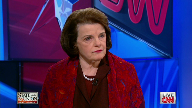Feinstein talks immigration overhaul