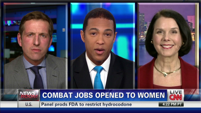 Debating women in combat