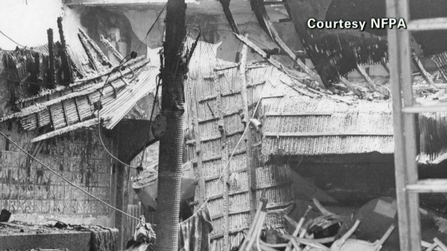 A look back at U.S. nightclub fires