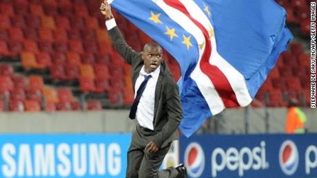 Cape Verde's remarkable journey to the top of African football