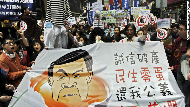 Hong Kong corporate controversy