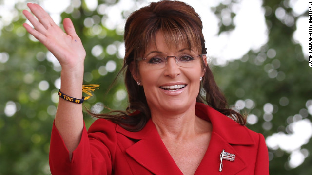 Palin preparing for political comeback?