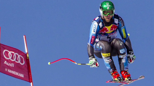 Svindal's skiing masterclass
