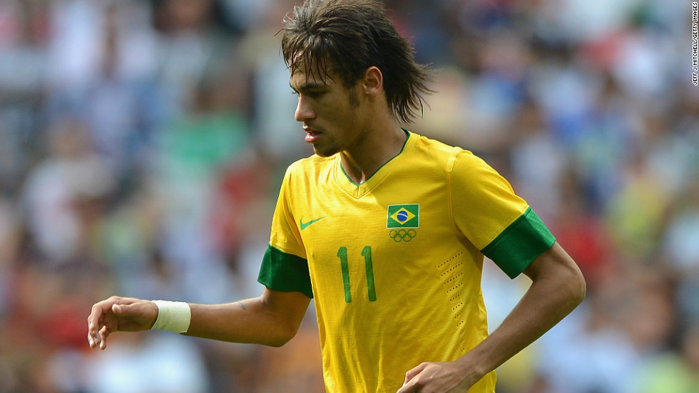 "Our own Pedro Pinto has tweeted ""Barcelona president Sandro Rossell has said he would like to have Neymar at the club after the 2014WC. The courtship continues.""Would you like to see Neymar at Barcelona? Would he be at hit in Europe?"