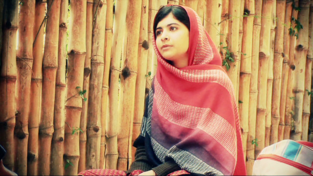 The schoolgirl who took on the Taliban