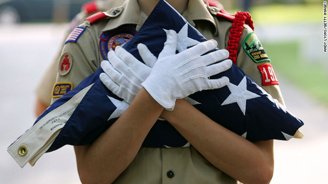 Boy Scouts weighing end to gay ban