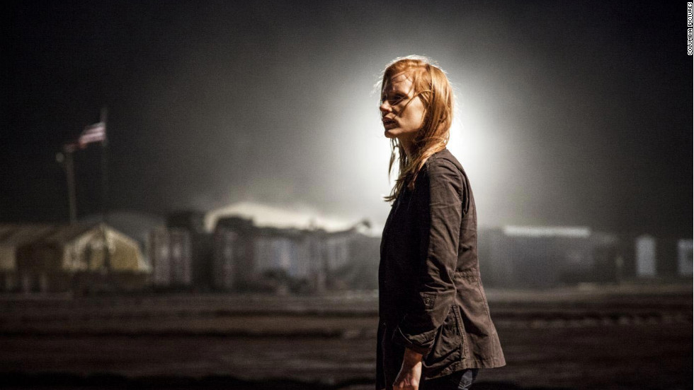 "That is opposed to ""Zero Dark Thirty,"" under fire for its depiction of torture. ""Argo,"" a lesser-known CIA story, has had less scrutiny for its version of the truth and benefits from a pro-Hollywood stance. Still, the much more gripping ""Zero Dark Thirty"" is the superior exercise and should win. Other contenders include ""Amour,"" ""Beasts of the Southern Wild,"" ""Django Unchained,"" ""Les Miserables,"" ""Life of Pi"" and ""Silver Linings Playbook."""