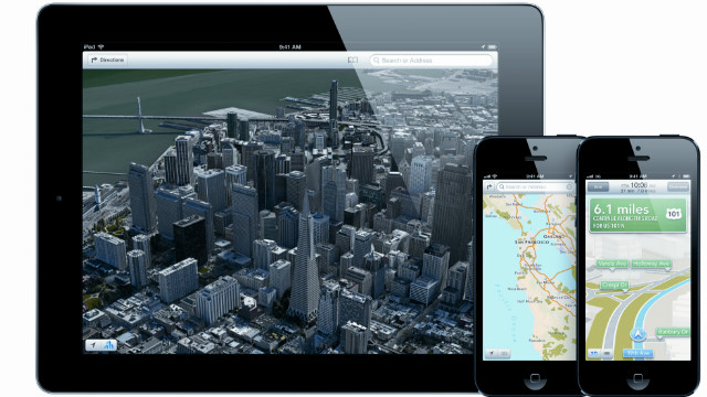 Introduced in September, Apple's iOS 6 operating system got its first major update on Monday, adding 4G for many carriers