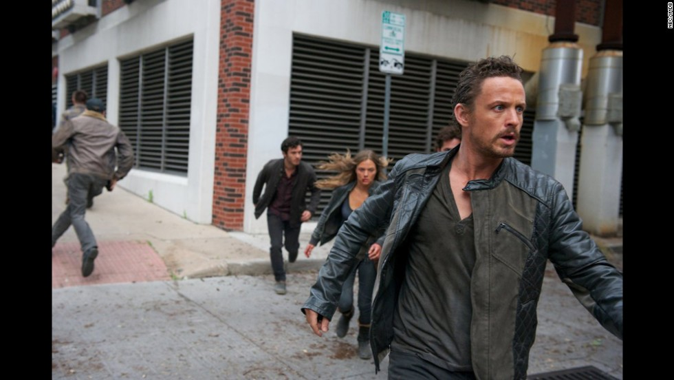 "Abrams went high-concept again as executive producer for NBC's ""Revolution."" The series imagines the aftermath of a world without electronics. It has been one of the biggest success stories of the season for network TV."