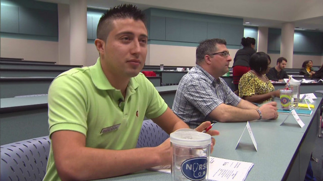 Latino students in limbo