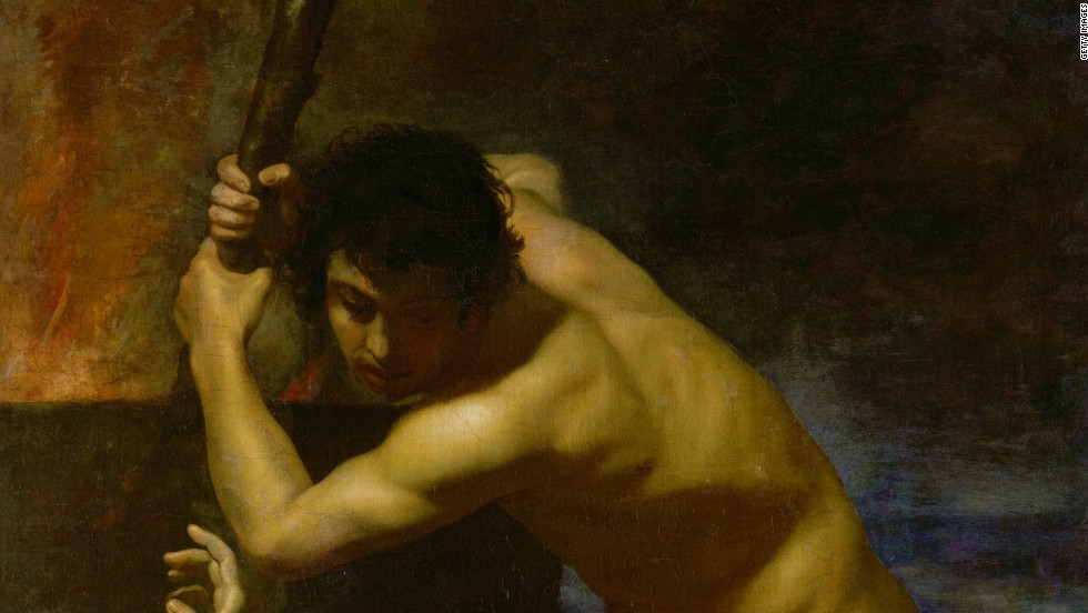Biblical brothers Cain and Abel were the first -- and one of the worst -- examples of sibling rivalries. Cain's murder of his brother is depicted in this 17th century painting by Bartolomeo Manfredi.