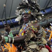 DR Congo Mali fan