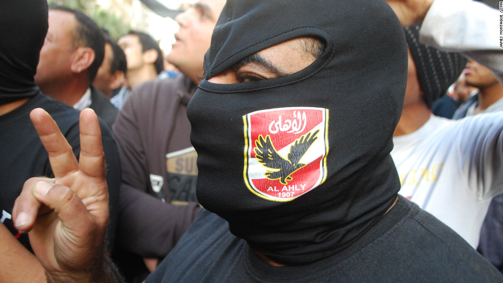 On January 26 a courtroom in Cairo passed down 21 death sentences to fans of Al Masry soccer club for their role in the deaths of 72 supporters of Al Ahly, Egypt's biggest club from Cairo, during a match last February.
