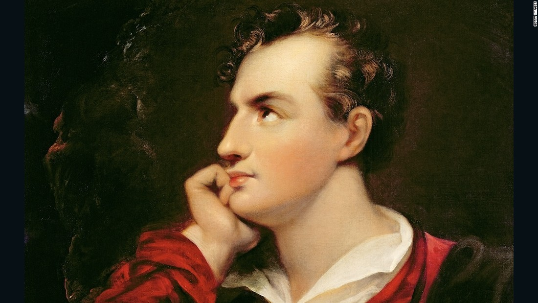 1820: Lord Byron popularizes the Vinegar and Water Diet, which entails drinking water mixed with apple cider vinegar.