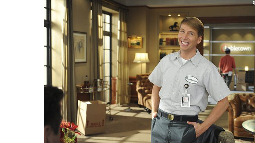 Kenneth Parcell's optimism