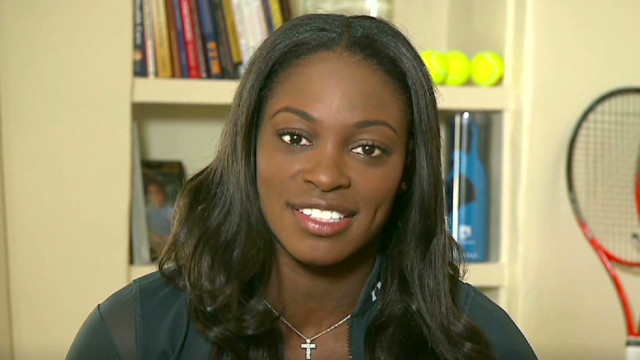 Sloane Stephens: The new talk of tennis
