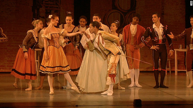 A ballet company in South Africa has teamed up with Harvard students to get business advice.