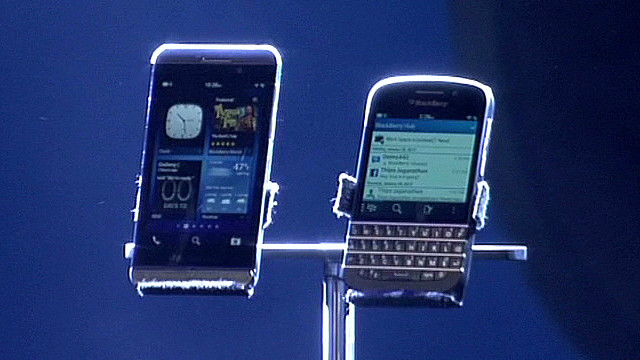 Introducing BlackBerry 10