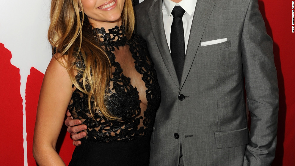 """Teresa Palmer and Nicholas Hoult attend the Los Angeles premiere of """"Warm Bodies."""""""