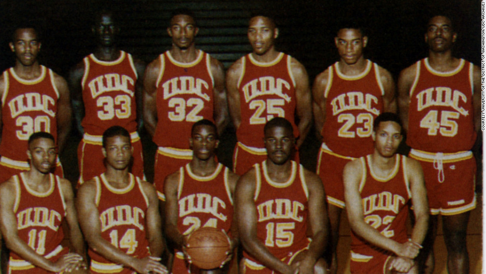 Back in late 1980s, Fall became one of the first Senegalese student athletes to play college basketball in the United States, at the University of the District of Columbia.