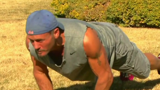 Tim McGraw quits drinking, gets ripped