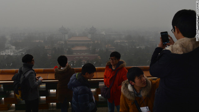 Will clean air goals hurt Chinese economy?