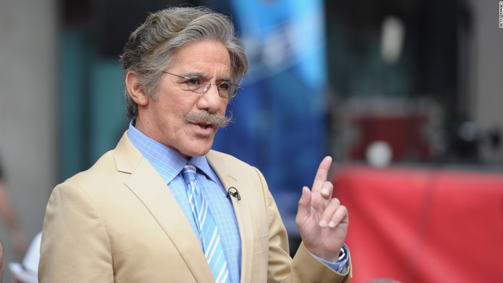 "Geraldo Rivera <a href=""http://marquee.blogs.cnn.com/2013/07/25/geraldo-rivera-blames-alcohol-for-viral-selfie/?iref=allsearch"">blamed it on the booze</a> when he posed for <a href=""http://hollywoodlife.com/2013/07/22/geraldo-rivera-nude-pic-selfie-twitter/"" target=""_blank"">a semi-nude selfie</a> he tweeted in July 2013."