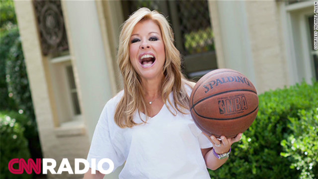 'Blind Side' mom goes to the Super Bowl