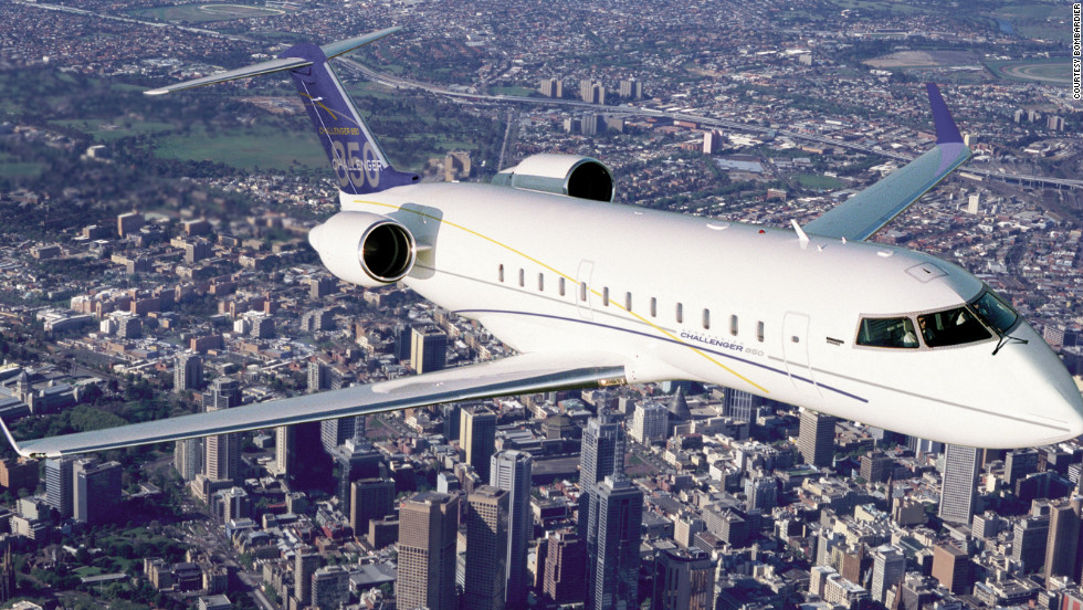"Beyonce reportedly gave hubby Jay-Z a <a href=""http://businessaircraft.bombardier.com/en/aircraft/challenger/challenger850.html"" target=""_blank"">Challenger 850 </a>as a gift. This Bombardier aircraft would make a great choice for any band's North American tour, says plane broker Greg Raiff. Seating: up to 14. Top speed: about 525 mph. Range: about 3,200 statute miles."