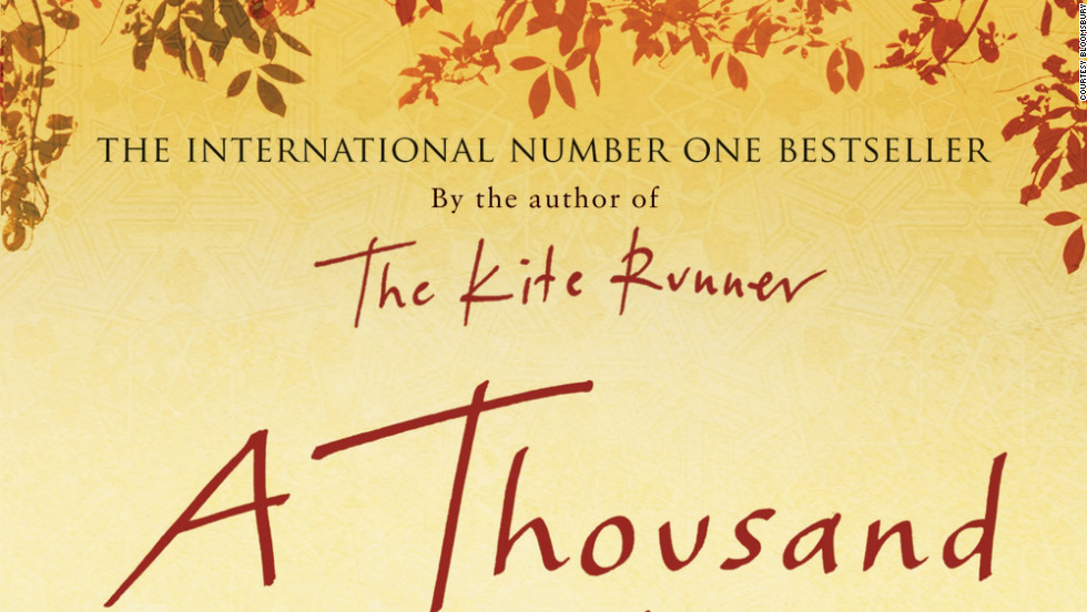 "Cover of ""A Thousand Splendid Suns"" by Khaled Hosseini. Mariam, the book's protagonist, is married against her will at the age of 15 to an abusive man 30 years her senior."