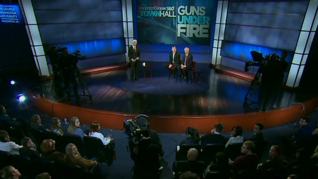 Gun debate: It's personal