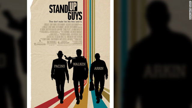"Al Pacino, Christopher Walken and Alan Arkin star in ""Stand Up Guys."""