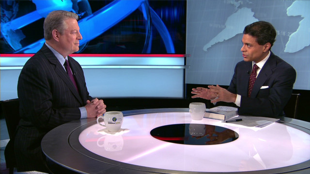 Gore: Newtown 'watershed' on gun debate