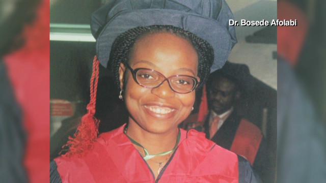 Afolabi: Why I chose medicine