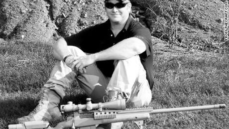 Ex-Navy sniper killed at Texas gun range
