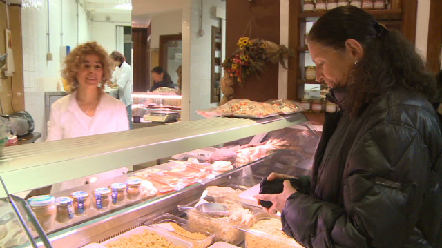 Italy's small retailers face grim times