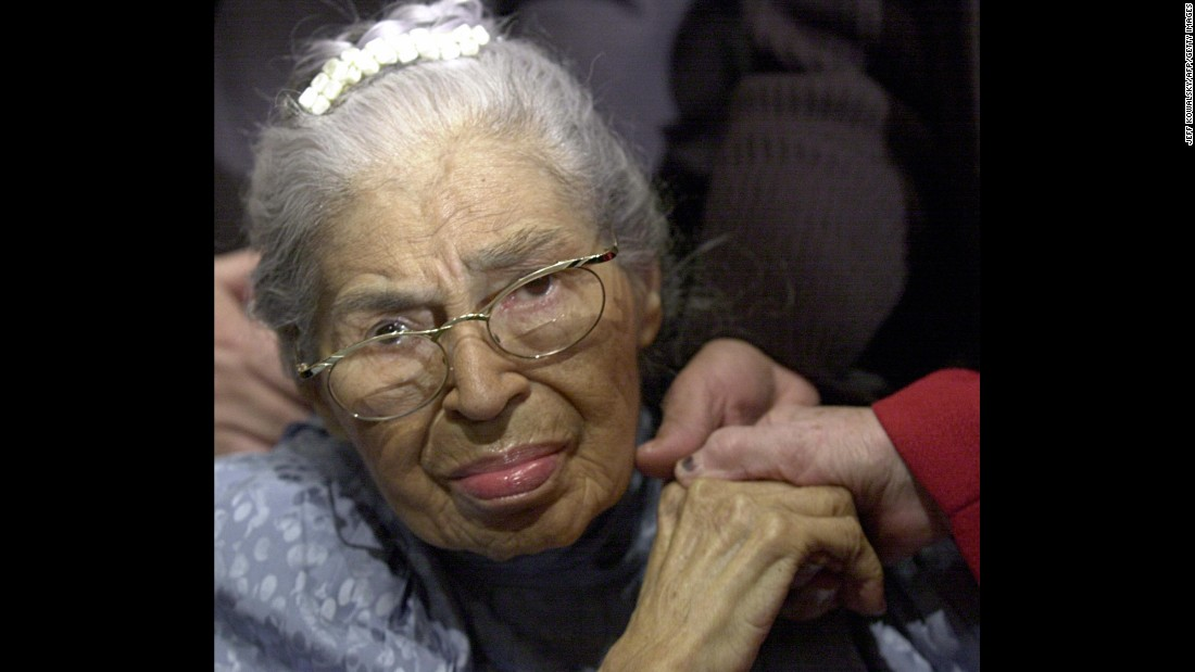 Remembering Rosa Parks Cnn Com