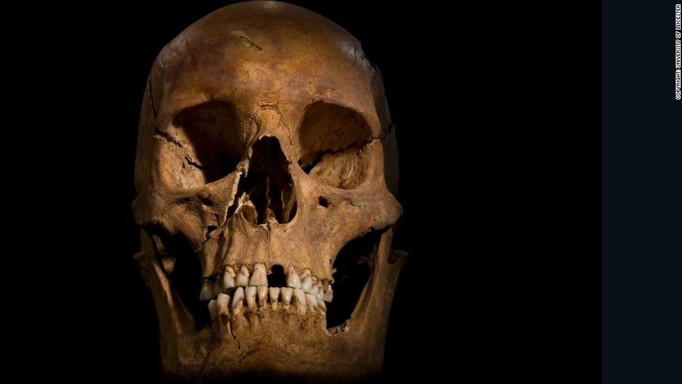"British scientists announced on February 4 that they were convinced ""beyond reasonable doubt"" that a skeleton found during an archaeological dig in Leicester, England, in August 2012 is that of King Richard III, who was killed at the Battle of Bosworth Field in 1485."