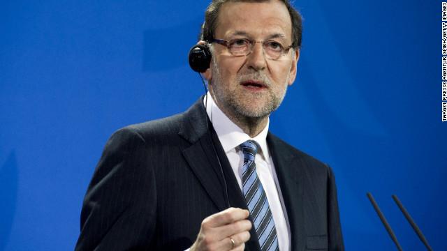 Spanish PM denies corruption allegations