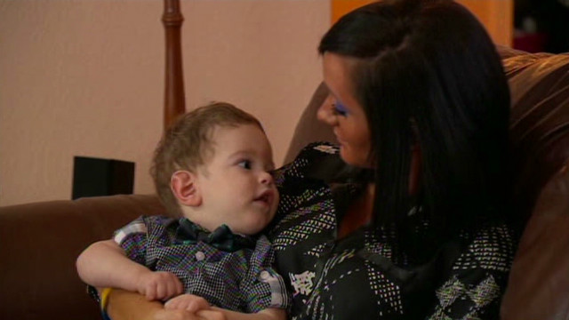 Experimental treatments help child