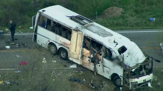 Investigators look for answers in crash