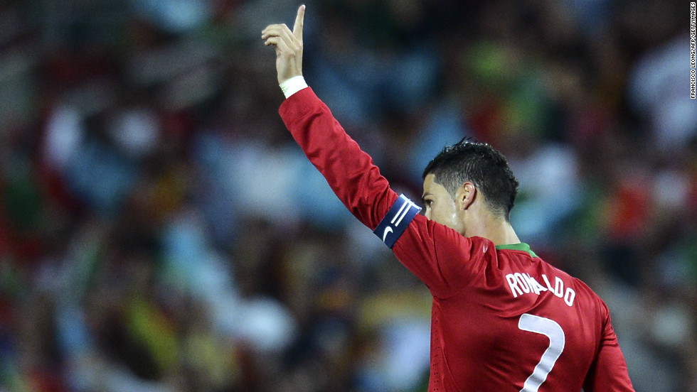 Happy birthday Cristiano Ronaldo! We hope you get a warm welcome in tomorrow's game for Portugal. The best of luck!