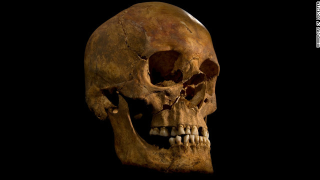 Researcher: 'Feeling' led to Richard III