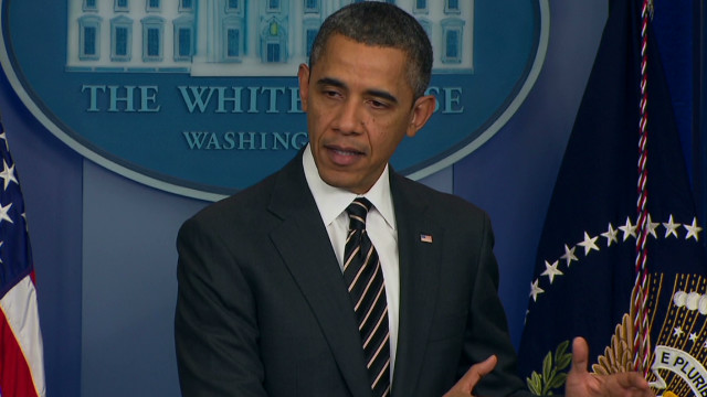 Obama: Avoid sequester, pass small cuts