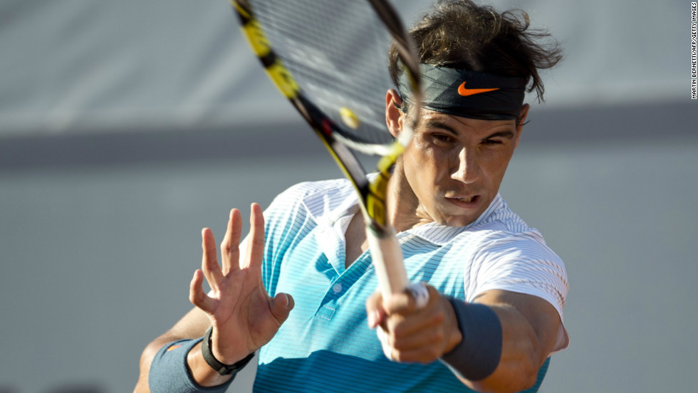 Nadal made his comeback after seven months away from the ATP World Tour with a doubles win on Tuesday.