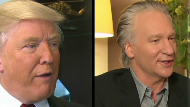 Donald Trump takes Bill Maher to court