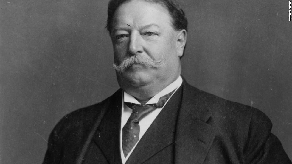 William Taft Weight President William Howard Taft