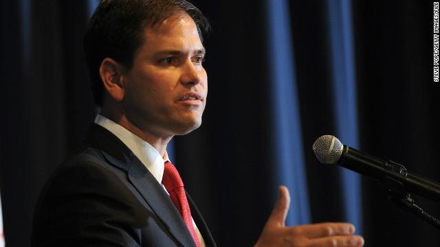Rubio to deliver SOTU reponse